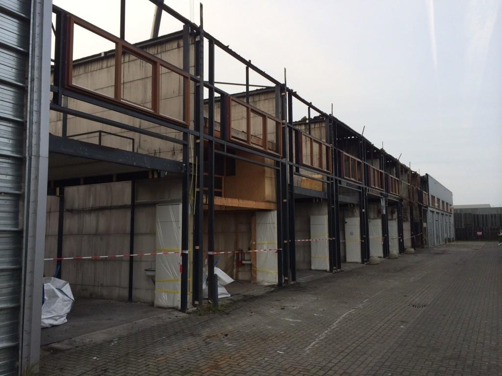 Brandschade Nobelstraat te Harderwijk