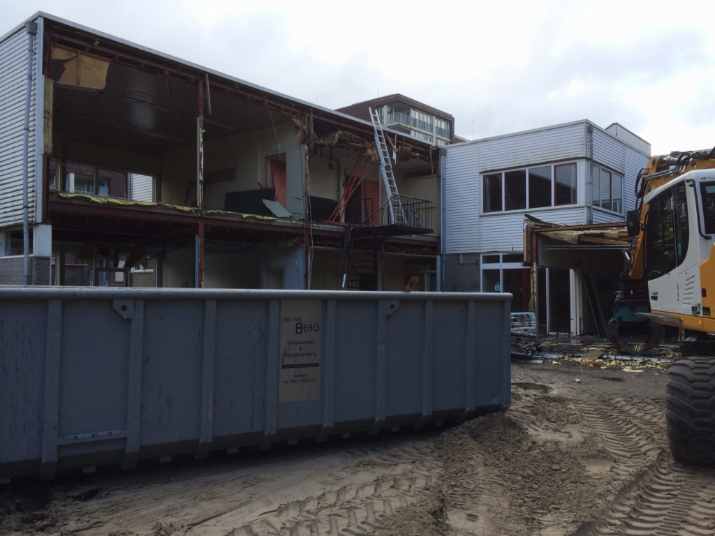 Sloopwerk Kiekmure te Harderwijk